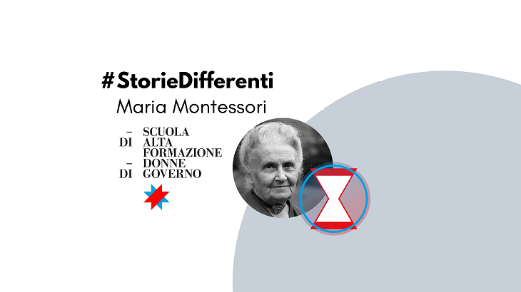 #StorieDifferenti - Maria Montessori